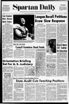 Spartan Daily, November 17, 1970 by San Jose State University, School of Journalism and Mass Communications