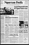 Spartan Daily, November 19, 1970