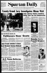Spartan Daily, November 23, 1970