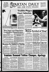 Spartan Daily, October 2, 1970 by San Jose State University, School of Journalism and Mass Communications
