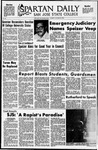 Spartan Daily, October 6, 1970 by San Jose State University, School of Journalism and Mass Communications