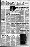 Spartan Daily, October 6, 1970