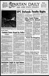 Spartan Daily, October 9, 1970