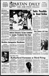 Spartan Daily, October 16, 1970 by San Jose State University, School of Journalism and Mass Communications