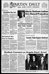 Spartan Daily, October 19, 1970