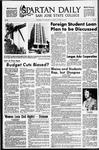 Spartan Daily, October 20, 1970