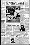 Spartan Daily, October 21, 1970