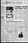Spartan Daily, October 22, 1970 by San Jose State University, School of Journalism and Mass Communications