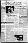Spartan Daily, October 23, 1970 by San Jose State University, School of Journalism and Mass Communications