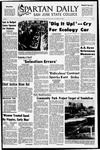 Spartan Daily, October 26, 1970 by San Jose State University, School of Journalism and Mass Communications
