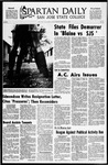 Spartan Daily, October 27, 1970 by San Jose State University, School of Journalism and Mass Communications