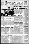 Spartan Daily, October 28, 1970 by San Jose State University, School of Journalism and Mass Communications