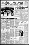 Spartan Daily, October 29, 1970 by San Jose State University, School of Journalism and Mass Communications