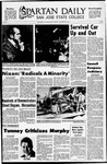 Spartan Daily, October 30, 1970 by San Jose State University, School of Journalism and Mass Communications