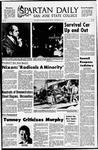 Spartan Daily, October 30, 1970