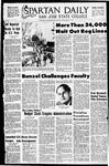 Spartan Daily, September 21, 1970