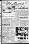 Spartan Daily, September 23, 1970 by San Jose State University, School of Journalism and Mass Communications