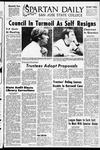 Spartan Daily, September 25, 1970