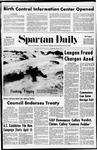 Spartan Daily, April 1, 1971