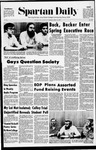 Spartan Daily, April 19, 1971