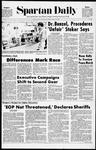 Spartan Daily, April 23, 1971