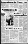 Spartan Daily, April 26, 1971