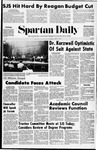 Spartan Daily, April 27, 1971