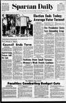 Spartan Daily, April 29, 1971