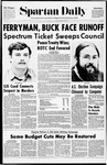 Spartan Daily, April 30, 1971
