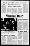 Spartan Daily, December 1, 1971 by San Jose State University, School of Journalism and Mass Communications