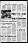 Spartan Daily, December 2, 1971 by San Jose State University, School of Journalism and Mass Communications
