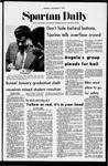 Spartan Daily, December 6, 1971 by San Jose State University, School of Journalism and Mass Communications