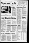 Spartan Daily, December 8, 1971 by San Jose State University, School of Journalism and Mass Communications