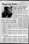 Spartan Daily, December 9, 1971 by San Jose State University, School of Journalism and Mass Communications