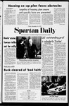 Spartan Daily, December 10, 1971 by San Jose State University, School of Journalism and Mass Communications