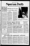Spartan Daily, December 13, 1971 by San Jose State University, School of Journalism and Mass Communications