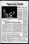 Spartan Daily, December 14, 1971 by San Jose State University, School of Journalism and Mass Communications