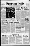 Spartan Daily, February 12, 1971 by San Jose State University, School of Journalism and Mass Communications