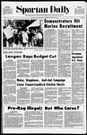 Spartan Daily, February 18, 1971 by San Jose State University, School of Journalism and Mass Communications