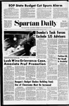 Spartan Daily, February 19, 1971 by San Jose State University, School of Journalism and Mass Communications