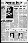 Spartan Daily, February 22, 1971 by San Jose State University, School of Journalism and Mass Communications