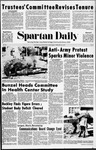 Spartan Daily, February 24, 1971 by San Jose State University, School of Journalism and Mass Communications