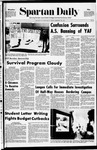 Spartan Daily, February 26, 1971 by San Jose State University, School of Journalism and Mass Communications
