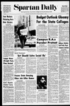 Spartan Daily, January 11, 1971 by San Jose State University, School of Journalism and Mass Communications