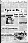 Spartan Daily, January 12, 1971 by San Jose State University, School of Journalism and Mass Communications