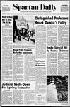Spartan Daily, January 13, 1971