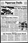 Spartan Daily, March 1, 1971 by San Jose State University, School of Journalism and Mass Communications