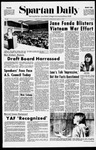 Spartan Daily, March 3, 1971 by San Jose State University, School of Journalism and Mass Communications