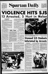 Spartan Daily, March 5, 1971 by San Jose State University, School of Journalism and Mass Communications