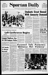 Spartan Daily, March 8, 1971 by San Jose State University, School of Journalism and Mass Communications
